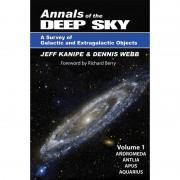 Willmann-Bell Libro Annals of the Deep Sky Volume 1