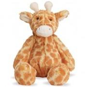 Merkloos Pluche giraffes Genna 19 cm