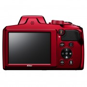 Nikon Coolpix B600 Rood