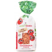 Paste pentru copii din grau dur cu rosii bio300 grame