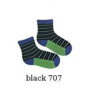 Gatta Frotte Boy G24.N10 2-6 let Ponožky 21-23 navy 707/odstín tmavě modré