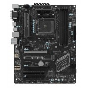 MSI B350 PC MATE AMD B350 Socket AM4 ATX motherboard