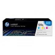 HP Toner Hp 125a C/m/y 3-Pack