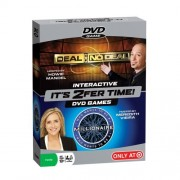 Deal or No Deal and Who Wants to Be a Millionaire Combo DVD Game