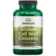 Swanson Chlorella készítmény - 360db tabletta