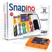 Snapino - Making Coding a Snap - Snap Circuits and Arduino Compatible
