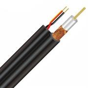 Securnix Siamese Coax cable RG59 + Power Cable