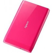 Apacer AC235 (AP1TBAC235P-1) 1TB USB 3.0 External Hard Drive - Pink