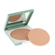 Clinique Superpowder Double Face Makeup cipria e fondotinta 2in1 10 g tonalità 04 Matte Honey