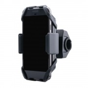 Interphone - Xiaomi Mi A2 Motorhouder Moto Crab Zwart
