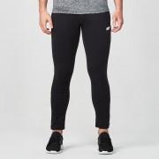 Myprotein Męskie spodnie sportowe Slim Fit Core Myprotein - L - Czarny