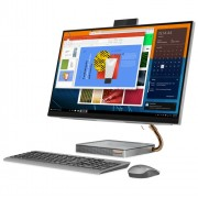 "AIO, Lenovo IdeaCentre A540 /27""/ Intel i5-9400T (3.4G)/ 8GB RAM/ 512GB SSD/ Win10 + подарък KBD & Mouse (F0EK002PRI)"