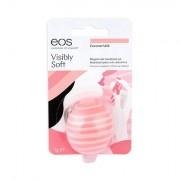 EOS Visibly Soft balsamo nutriente per le labbra 7 g tonalità Coconut Milk donna