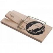Capcană pentru șobolani din lemn