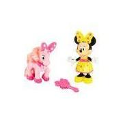 Mickey Mouse Clubhouse - Minnie e Amigo Pônei - Mattel