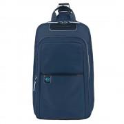 Piquadro Monospalla porta iPad®Air/Pro 9,7 in Tessuto Tecnico Blu linea Celion CA4178CE