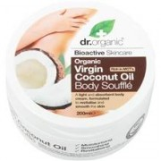 Dr Organic Virgin Coconut Oil Body Soufflé 150 ml