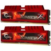 G.SKILL Pamięć RAM 4GB 1600MHz RipjawsX (F3-12800CL9D-4GBXL)