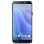 "Telefon Mobil HTC Desire 12s, Procesor Octa-Core 1.4GHz, LCD IPS Capacitive Touchscreen 5.7"", 3GB RAM, 32GB Flash, Camera 13MP, 4G, Wi-Fi, Dual Sim, Android (Negru) + Cartela SIM Orange PrePay, 6 euro credit, 6 GB internet 4G, 2,000 minute nationale si in"