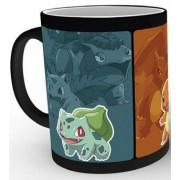 GYE Pokemon - Evolve Heat Change Mug