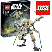 Lego - star wars battle figures - generale grievous