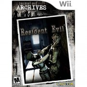 Capcom New Capcom RE Archives: Resident Evil Wii