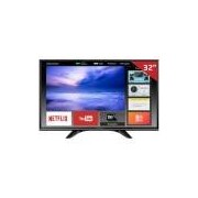 Smart TV LED 32 TC-32ES600B Panasonic, HD HDMI USB e Wireless Media