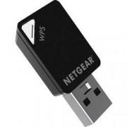 Netgear USB 2.0 Wi-Fi adaptér NETGEAR A6100, 600 Mbit/s