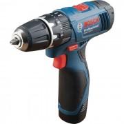 Akumulatorska vibraciona bušilica-odvrtač Bosch GSB 120-Li; 2x1,5Ah (06019F3006)