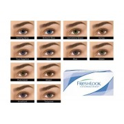 FreshLook COLORBLENDS (2 linser): -8.00, Brilliant Blue