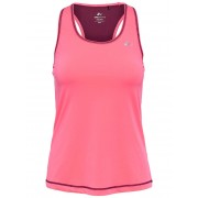 ONLY Contrast Training Top Kvinna Rosa
