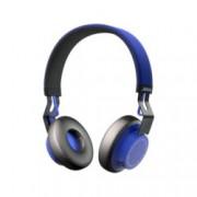Слушалки Jabra Move, безжични, възможност за връзка към 2 у-ва едновременно, микрофон, сини
