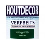 Hermadix Houtdecor verfbeits Waterland Groen dekkend