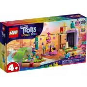 Lego Конструктор Lego Trolls Приключение на плоту в Кантри-тауне 159 дет. 41253