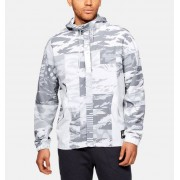Under Armour Men's UA Moments Wind Jacket White MD