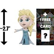 Elsa (Singing): ~2.7' Funko Mystery Minis x Disney Frozen Mini Vinyl Figure Series + 1 FREE Classic Disney Trading...