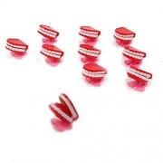 Dazzling Toys Wind Up Walking Babbling Teeth 12 Pack