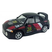 Fun Stuff Black Turbo Racer Pullback Toy Vehicle - 5""