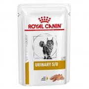 Royal Canin Veterinary Diet - Urinary S/O Kattenvoer - 24 x 85 g
