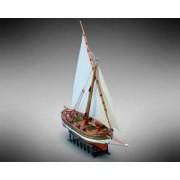 Mini Mamoli Drewniany model do sklejania łodzi Bregante - Mamoli MM68