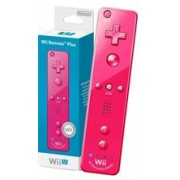 Nintendo Wii U Remote Plus Pink