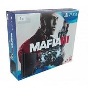 Конзола Sony Playstation 4 Slim 1TB Black + игра Mafia III PS4