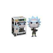 Rick Weaponized / Armado - Funko Pop Rick and Morty