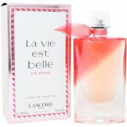 La Vie Est Belle En Rose 100 ml Eau de Toilette de Lancome