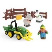 Tractor cu incarcator Johnny Deere - Biemme