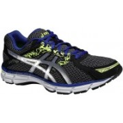 Asics Gel-Oberon 10 Men Running Shoes For Men(Black, Silver, Blue)