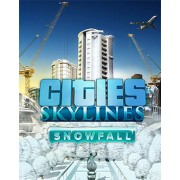 CITIES: SKYLINES - SNOWFALL - STEAM - PC / MAC - WORLDWIDE