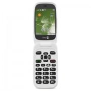 """Doro Cellulare Doro 6520 2.8"""" 108g Grafite Bianco"""