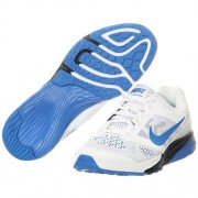 Nike Men's Tri Fusion Run Msl White, Soar and BlackRunning Shoes -7 UK/India (41 EU)(8 US)