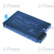 2-Power Laptopbatteri Samsung 10.8v 6900mAh 75Wh (PE-202D2)